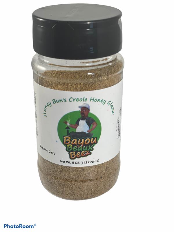 Honey Bun's Creole Honey Glaze